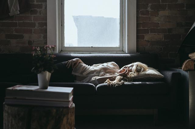 odpolední relax