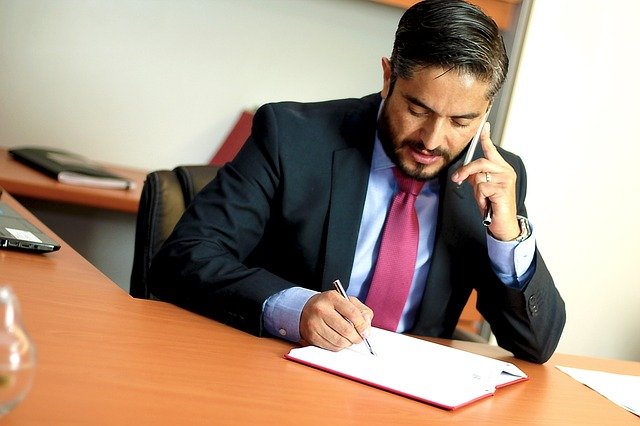 kancelář právníka