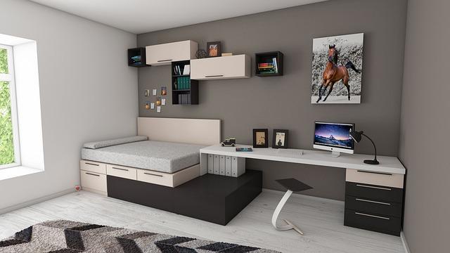 praktický nábytek
