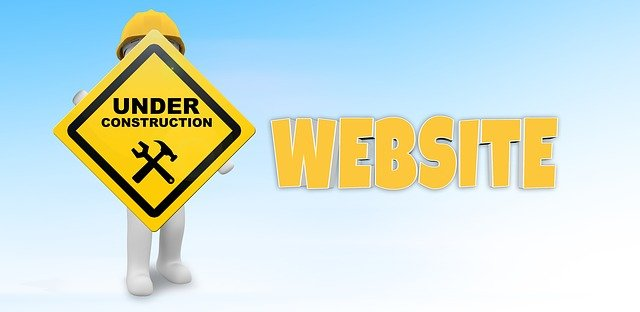 Internetové stránky si můžete vytvořit i sami