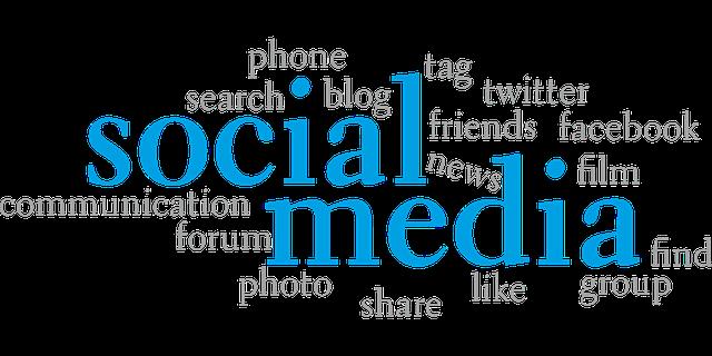 Internetová sociální média