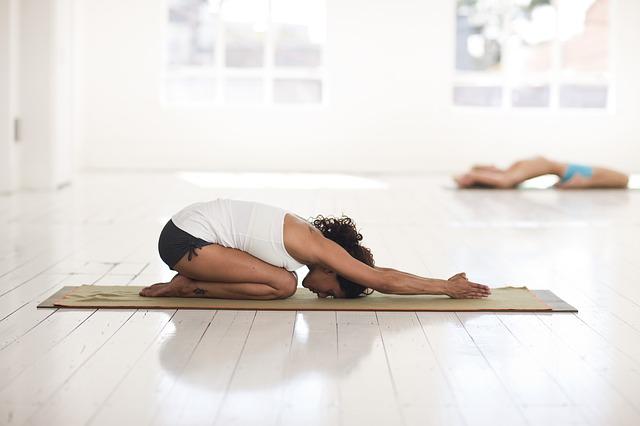 jógová pozice