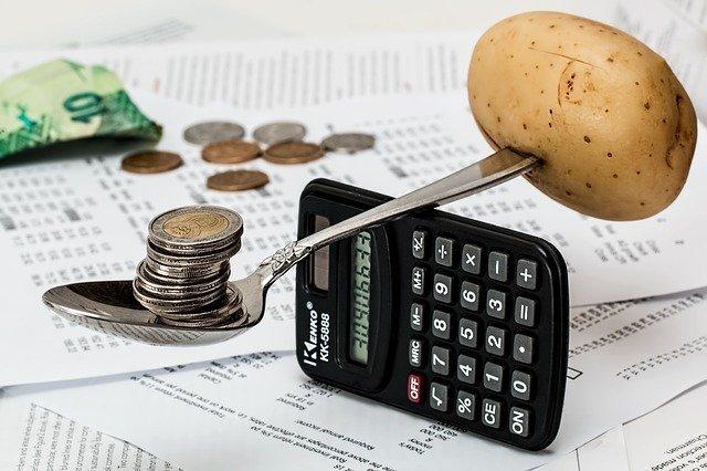 rozpočet na domácnost